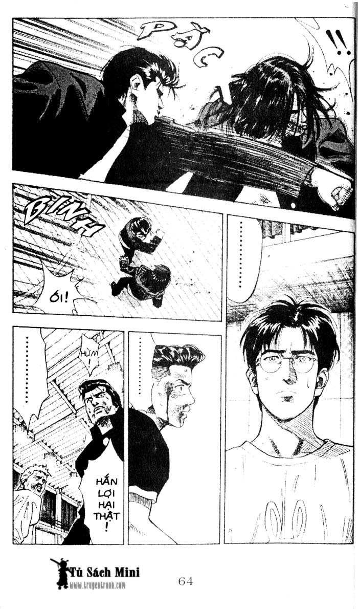 Slam Dunk chap 63 trang 13