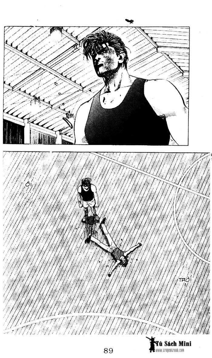 Slam Dunk chap 64 trang 18