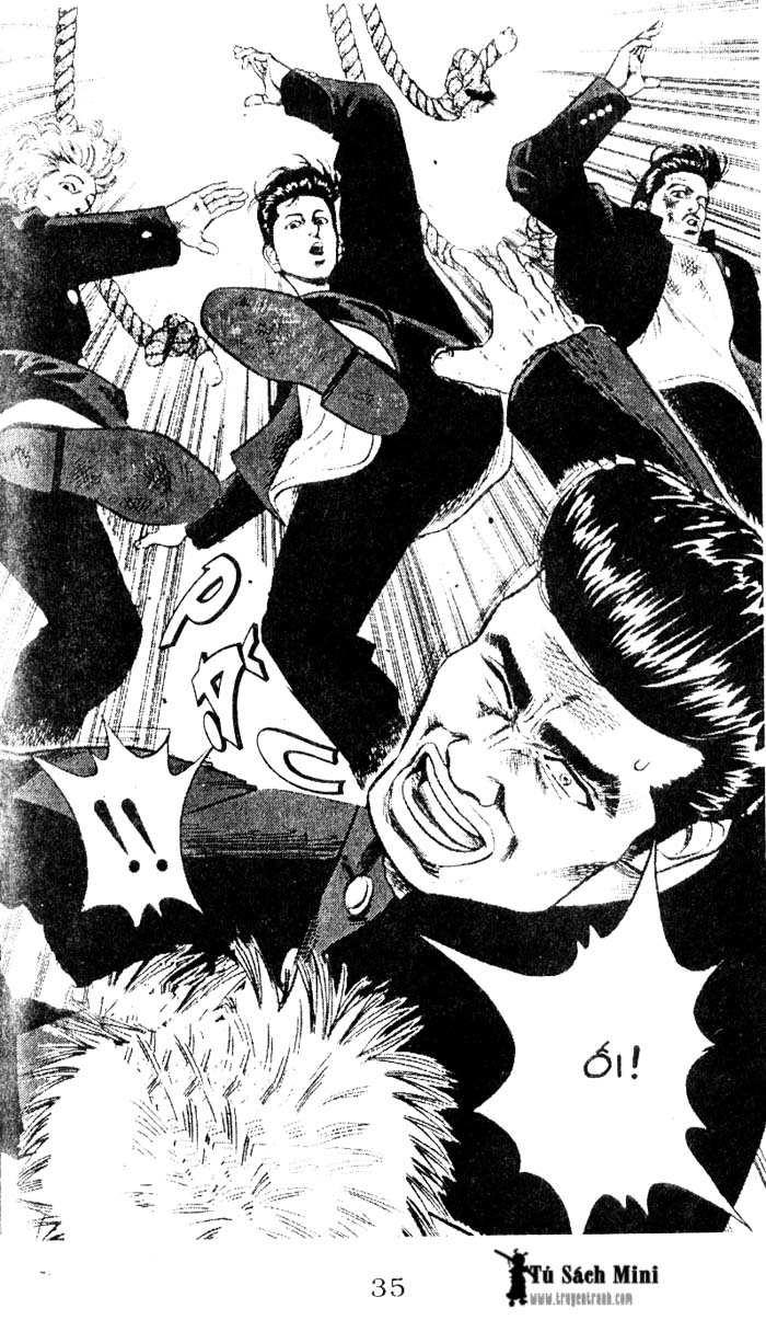 Slam Dunk chap 62 trang 4