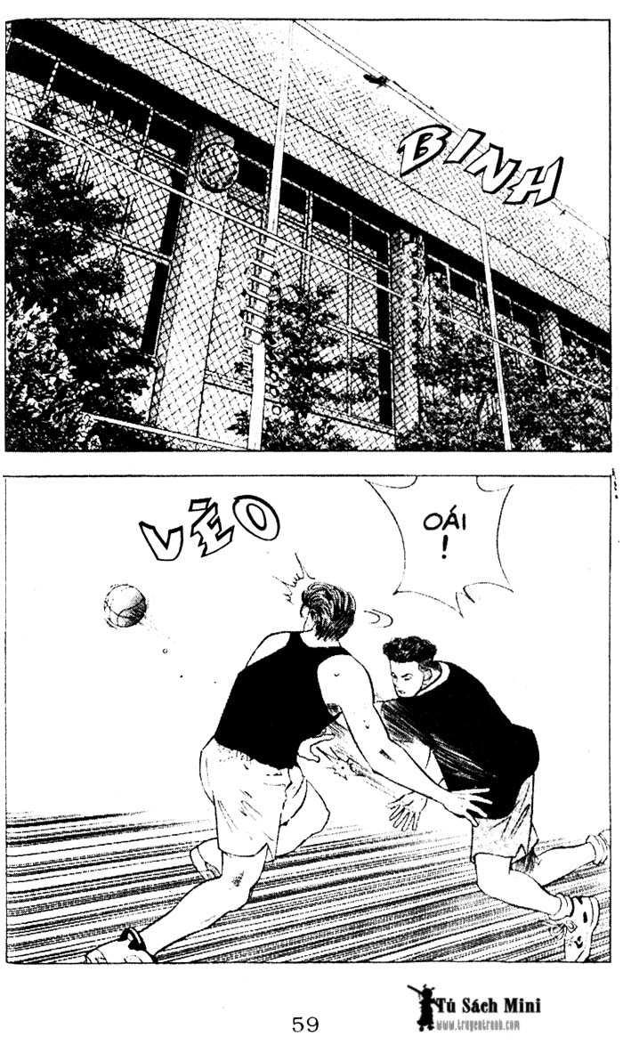 Slam Dunk chap 55 trang 12