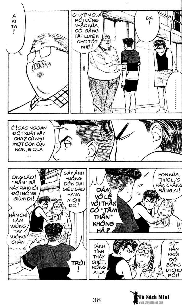 Slam Dunk chap 54 trang 11