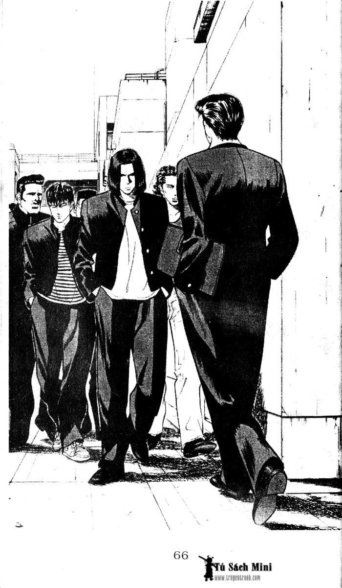 Slam Dunk chap 55 trang 19