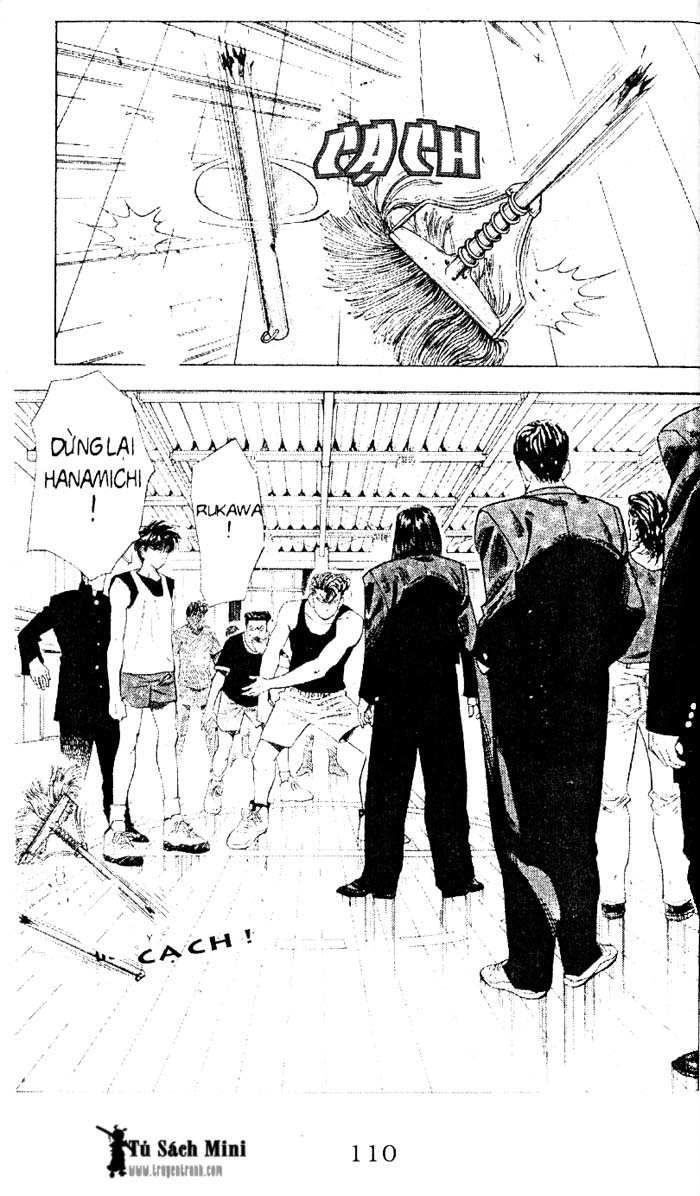 Slam Dunk chap 58 trang 3