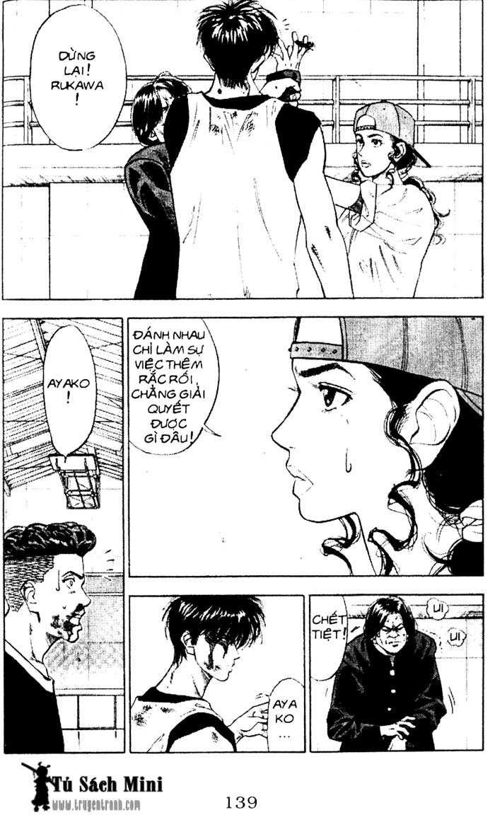 Slam Dunk chap 59 trang 12