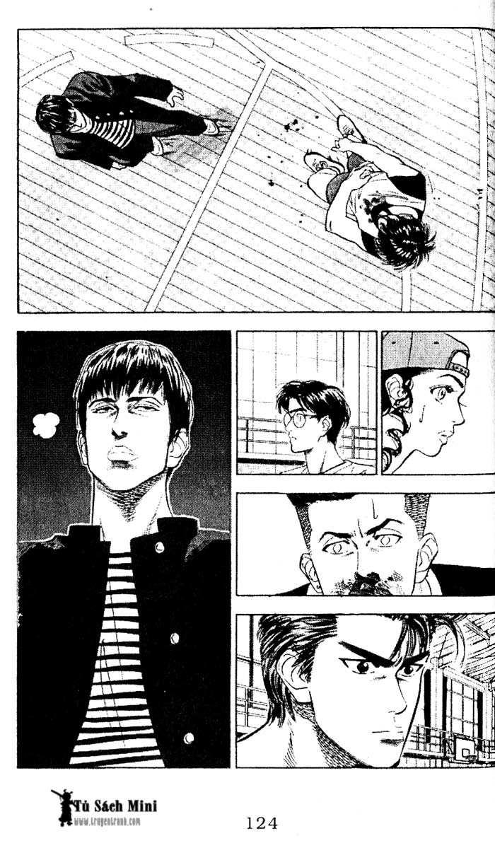 Slam Dunk chap 58 trang 17