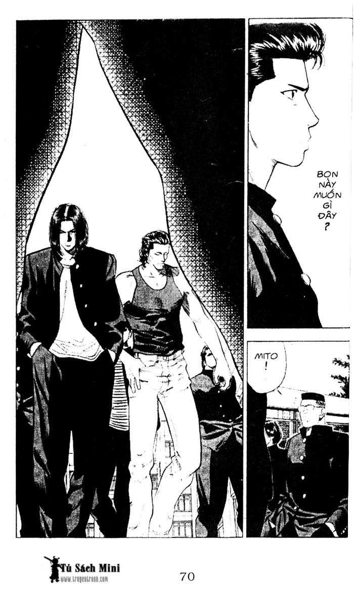 Slam Dunk chap 56 trang 3