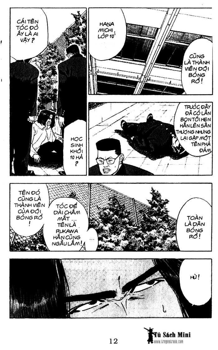 Slam Dunk chap 53 trang 5