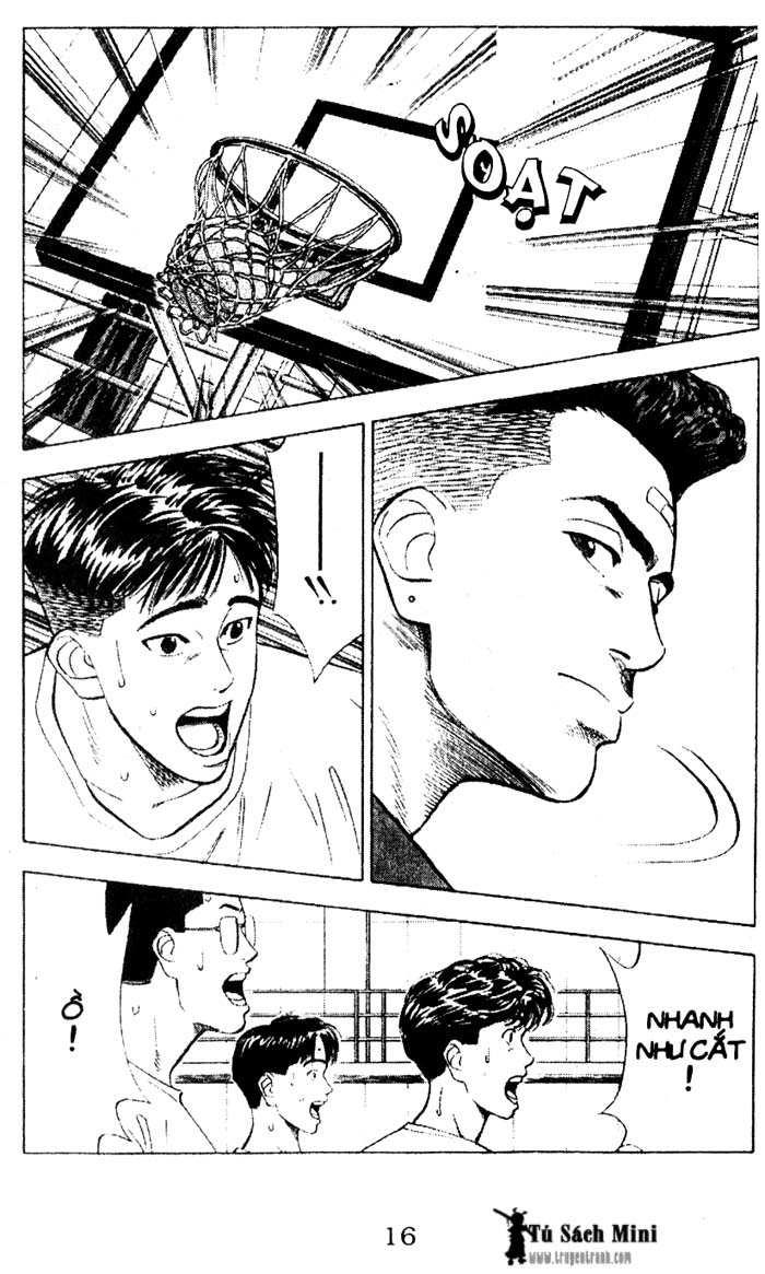 Slam Dunk chap 53 trang 9