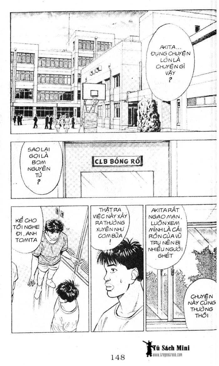 Slam Dunk chap 52 trang 7