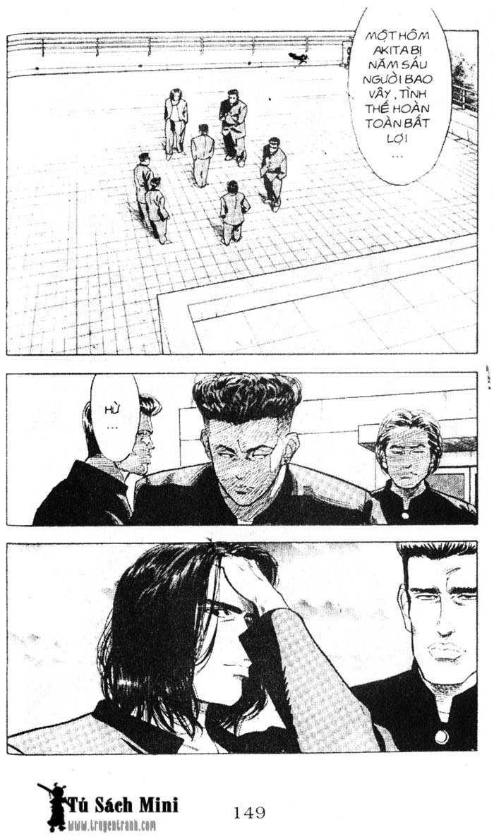 Slam Dunk chap 52 trang 8