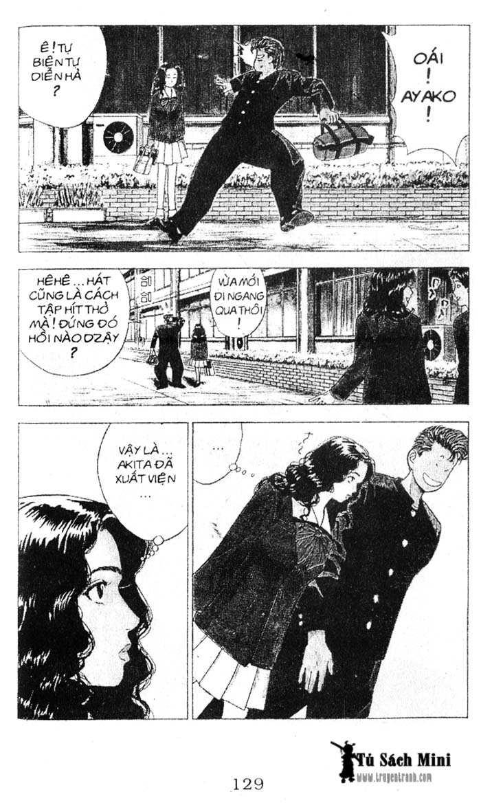 Slam Dunk chap 51 trang 8