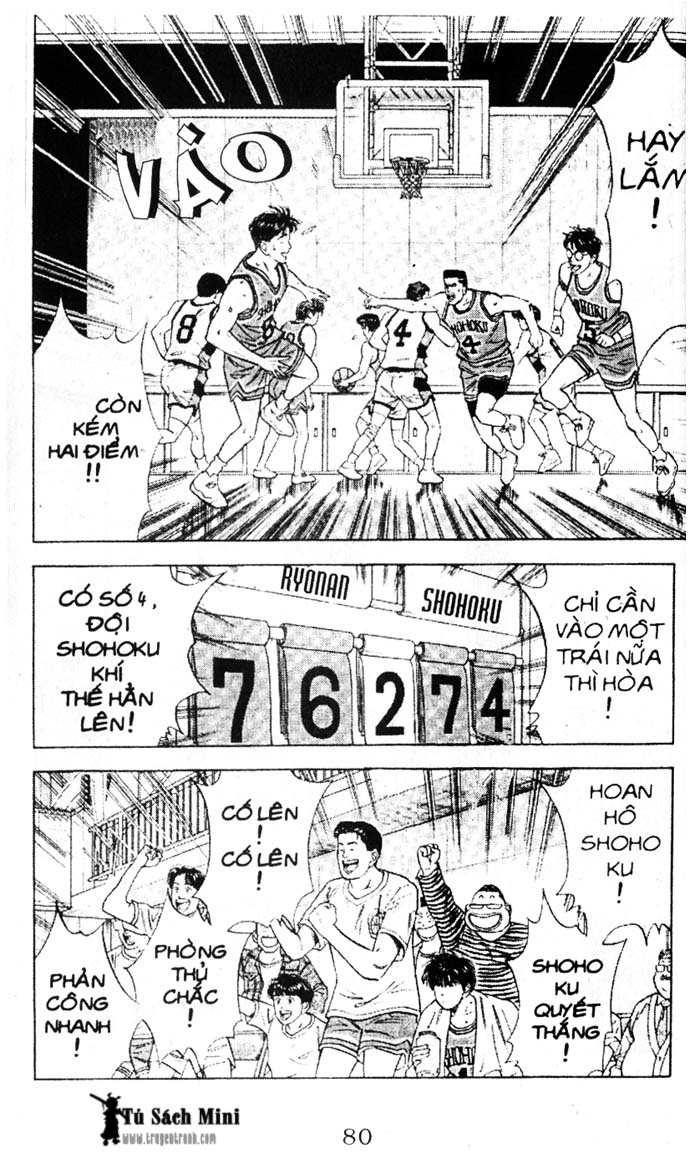 Slam Dunk chap 41 trang 3