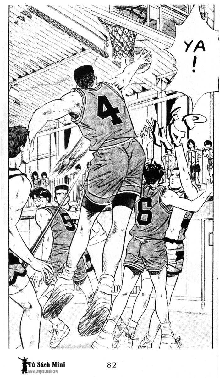 Slam Dunk chap 41 trang 5
