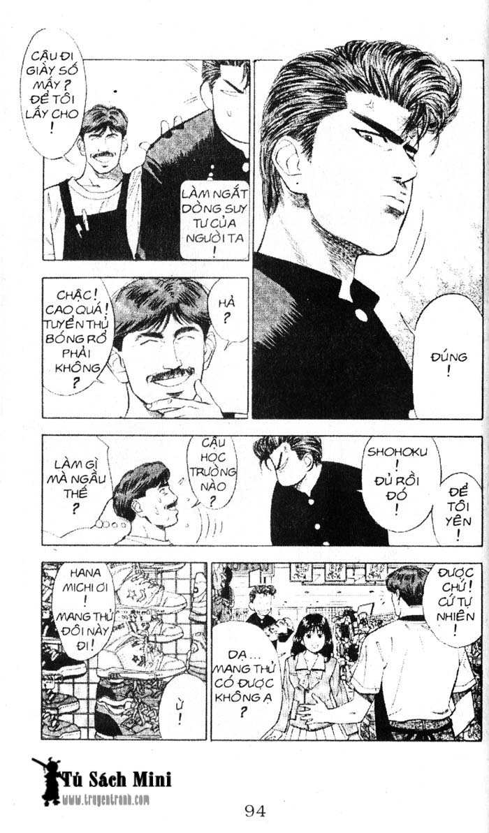 Slam Dunk chap 49 trang 13
