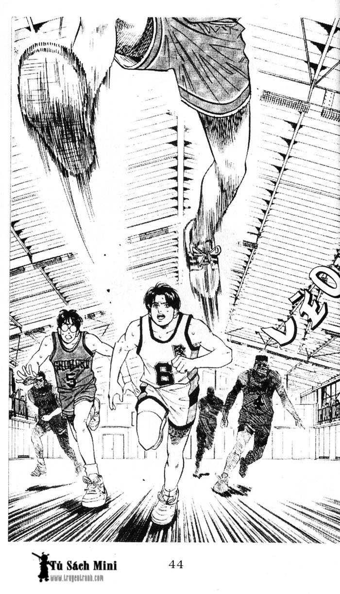 Slam Dunk chap 47 trang 5