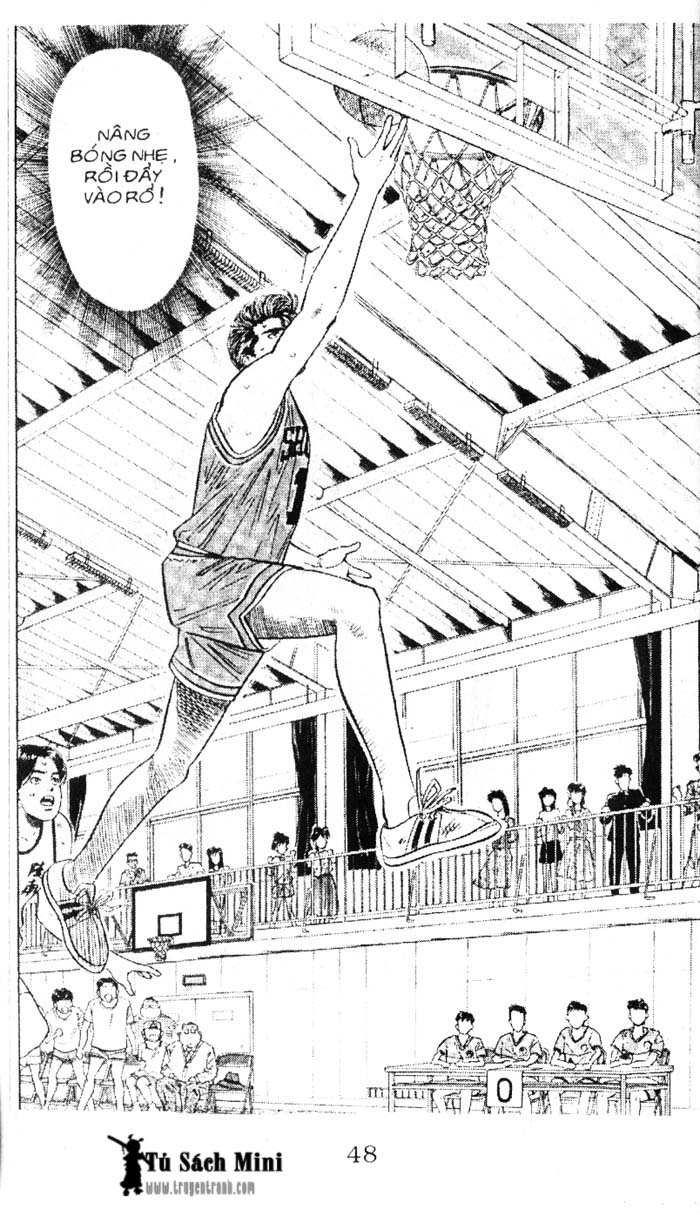 Slam Dunk chap 47 trang 9