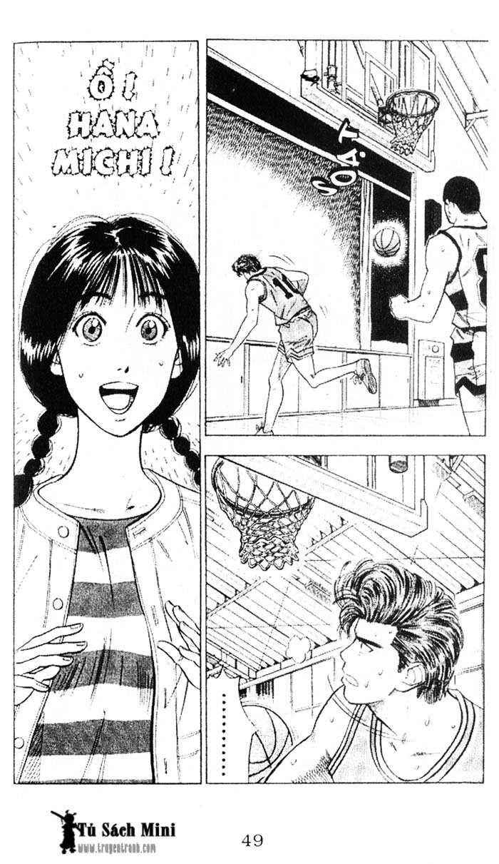 Slam Dunk chap 47 trang 10