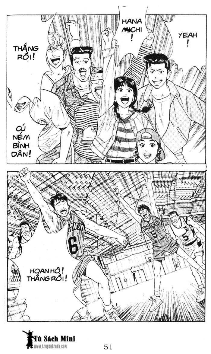 Slam Dunk chap 47 trang 12