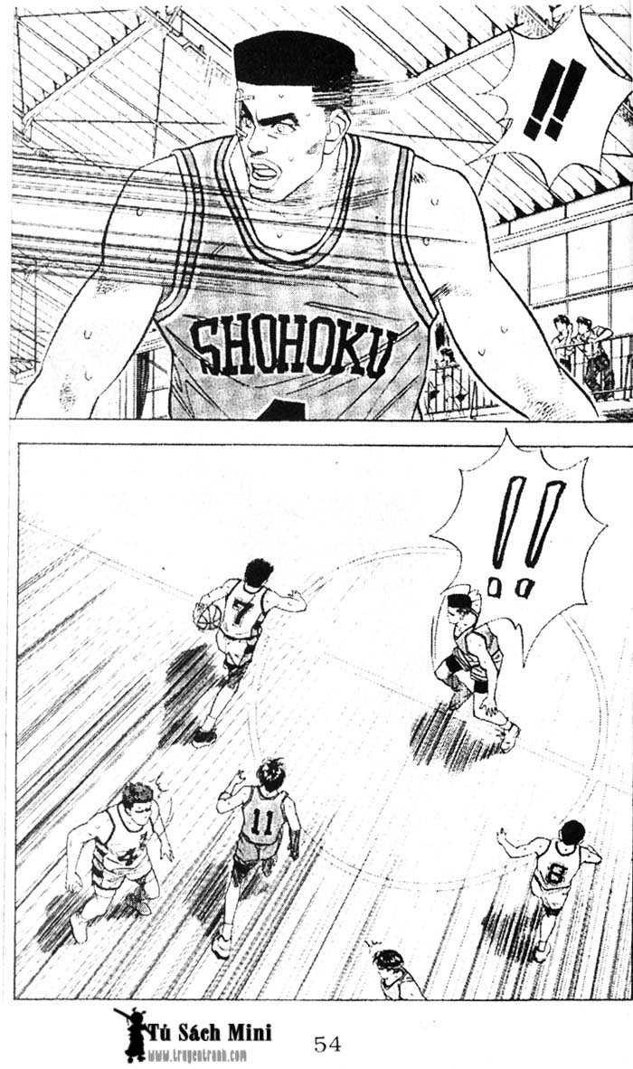 Slam Dunk chap 47 trang 15