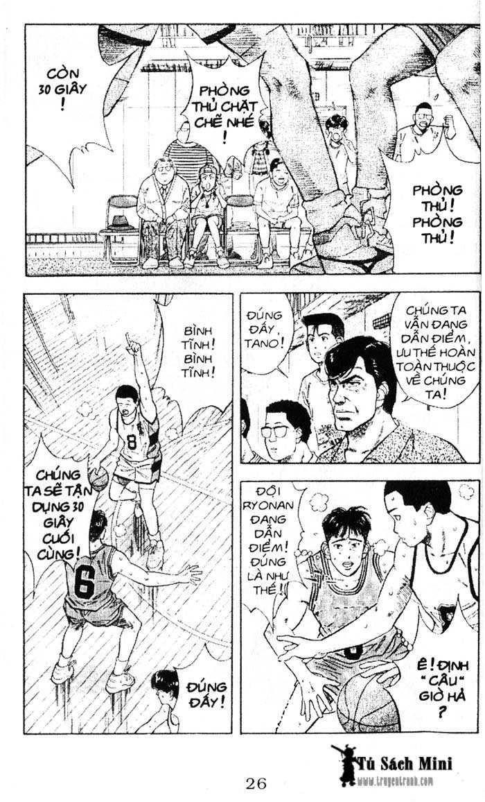 Slam Dunk chap 46 trang 7