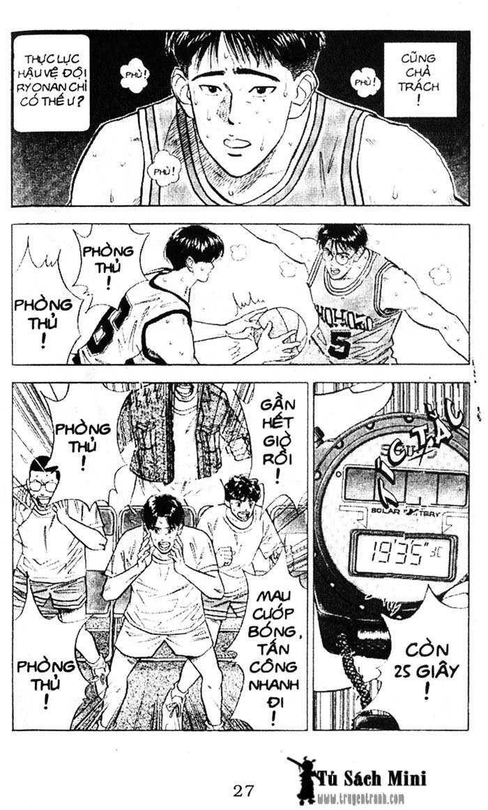 Slam Dunk chap 46 trang 8