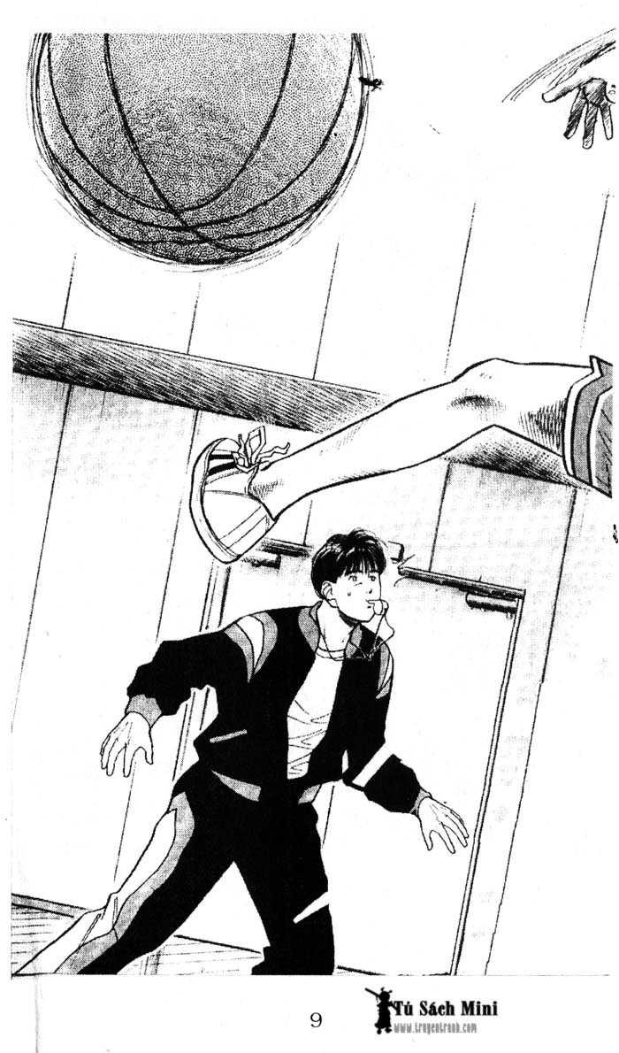 Slam Dunk chap 45 trang 9