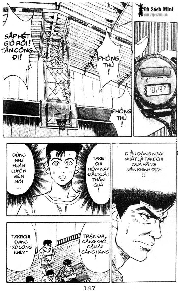 Slam Dunk chap 44 trang 12