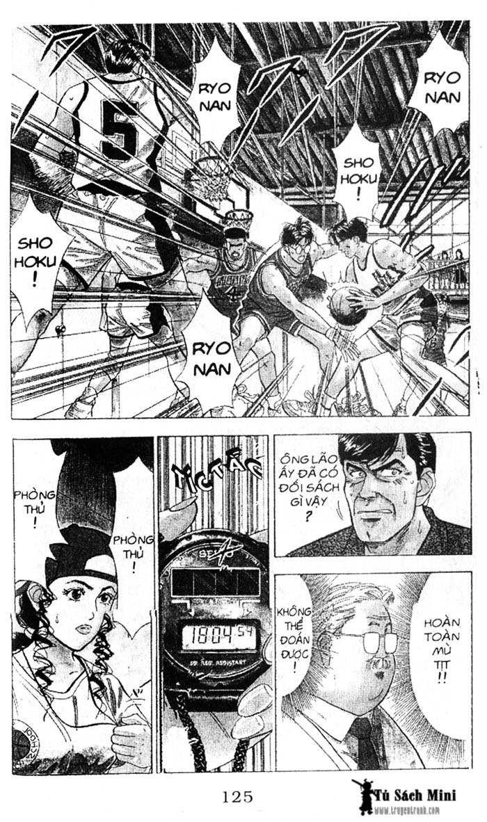 Slam Dunk chap 43 trang 8