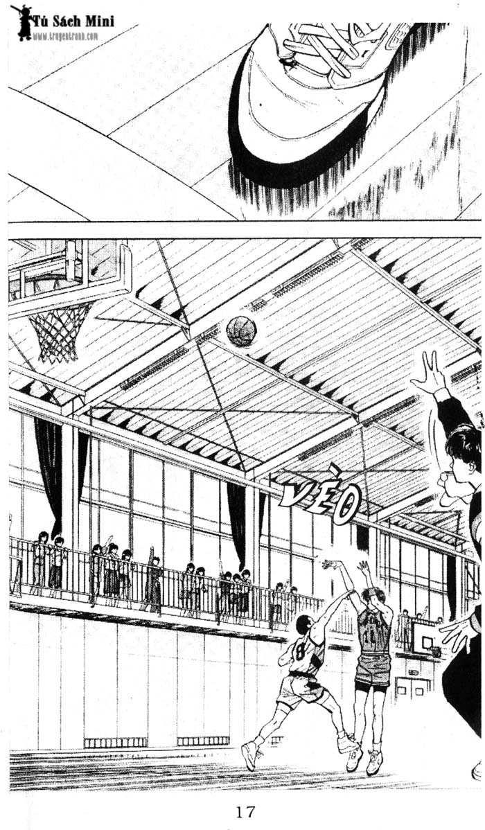 Slam Dunk chap 45 trang 17