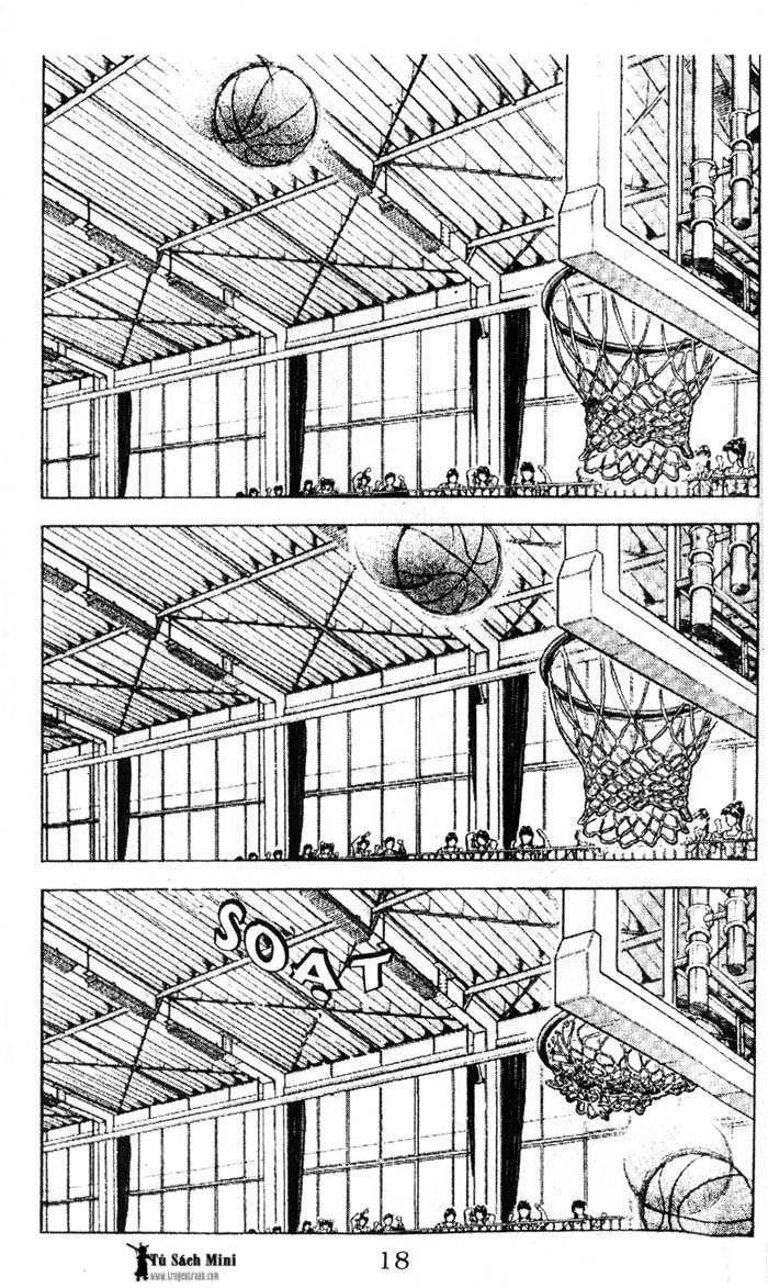 Slam Dunk chap 45 trang 18