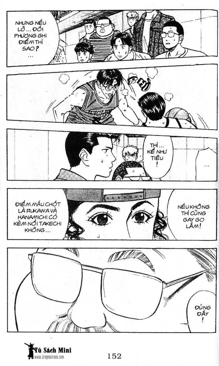 Slam Dunk chap 44 trang 17
