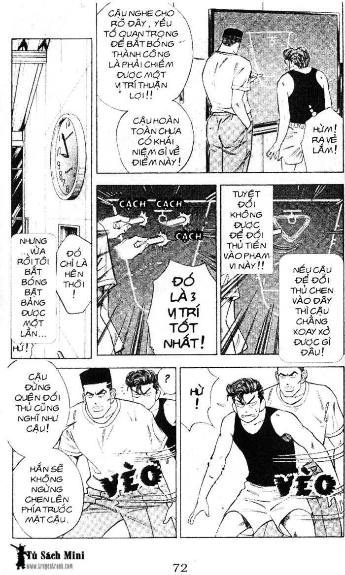 Slam Dunk chap 40 trang 15