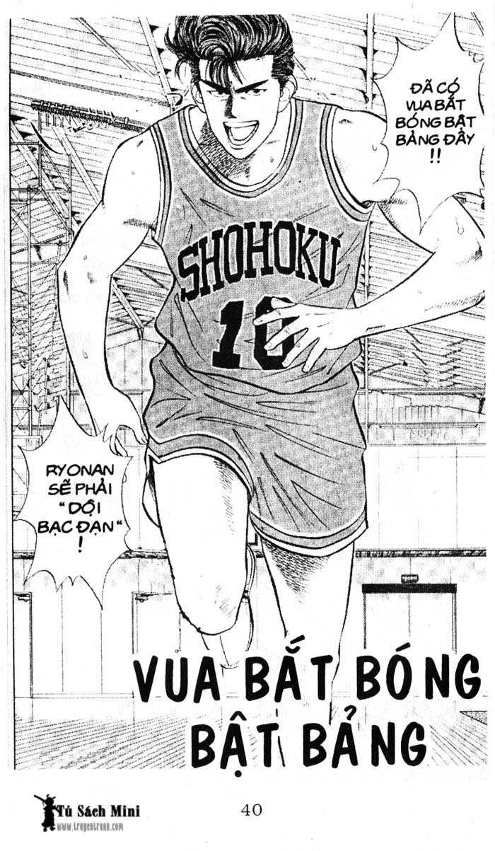 Slam Dunk chap 39 trang 3