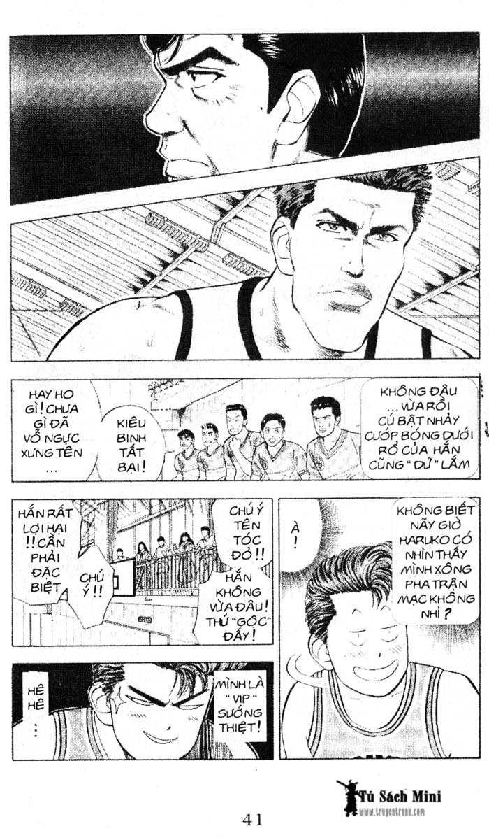 Slam Dunk chap 39 trang 4