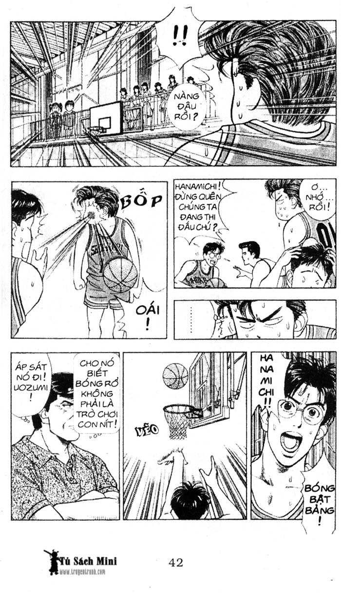 Slam Dunk chap 39 trang 5
