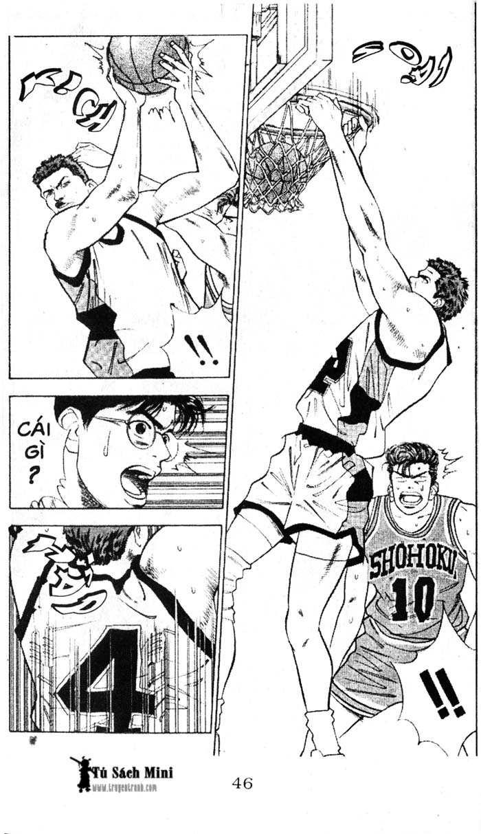 Slam Dunk chap 39 trang 9