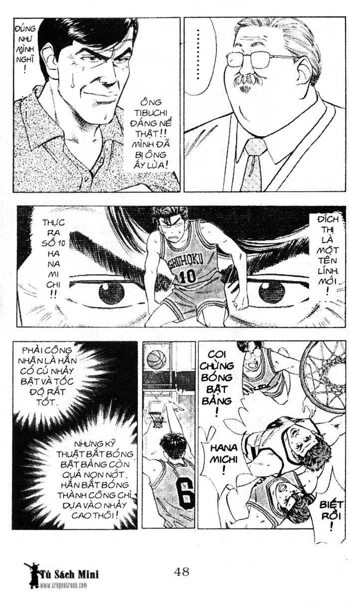 Slam Dunk chap 39 trang 11
