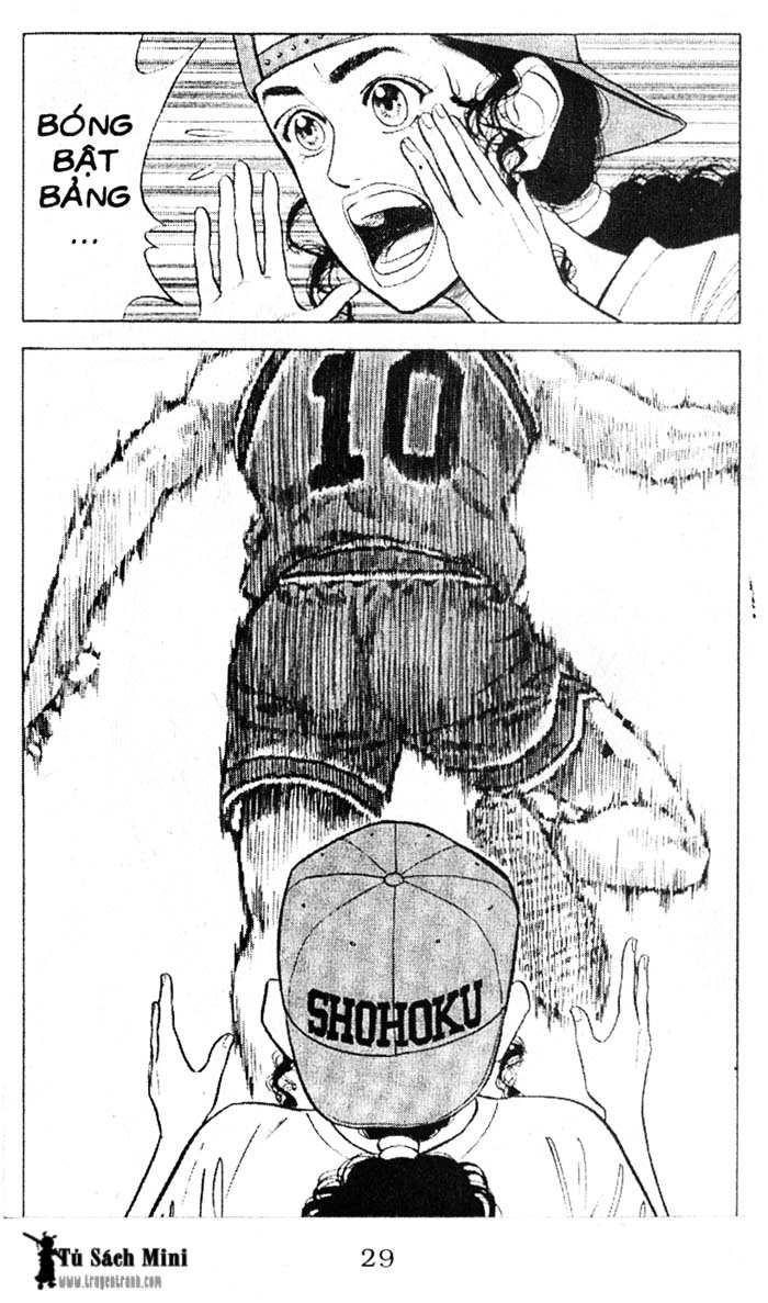 Slam Dunk chap 38 trang 12