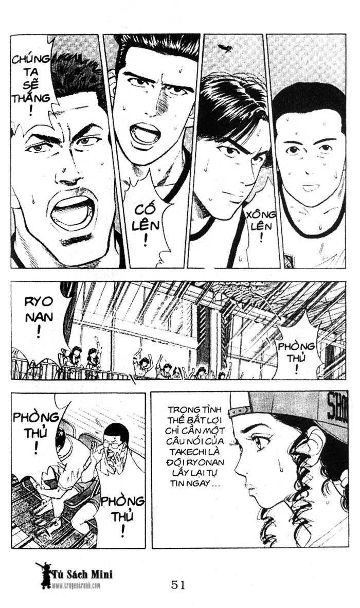 Slam Dunk chap 39 trang 14