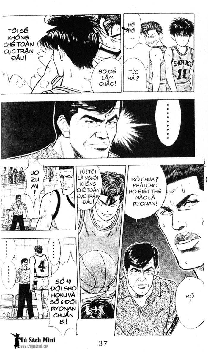 Slam Dunk chap 38 trang 20