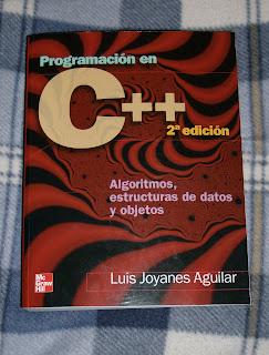 Programación en C++ de Luis Joyanes Aguilar