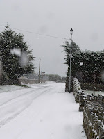 snowsunday street louth copyright kerry dexter