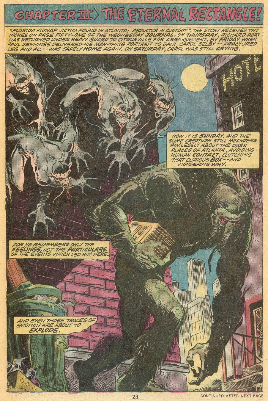 Man-Thing (1974) issue 20 - Page 16