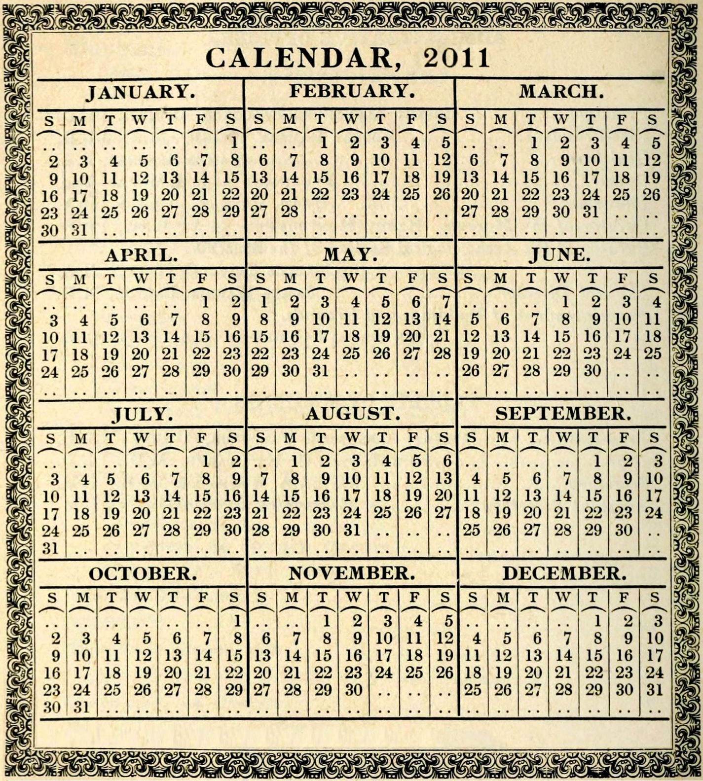 How To Make A Calendar Using Html Make A Jesse Tree Advent Calendar To Celebrate Christmas Crafty Secrets Heartwarming Vintage Ideas And Tips