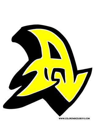 The Art Of Graffiti Simple Graffiti Alphabet Graffiti A Design