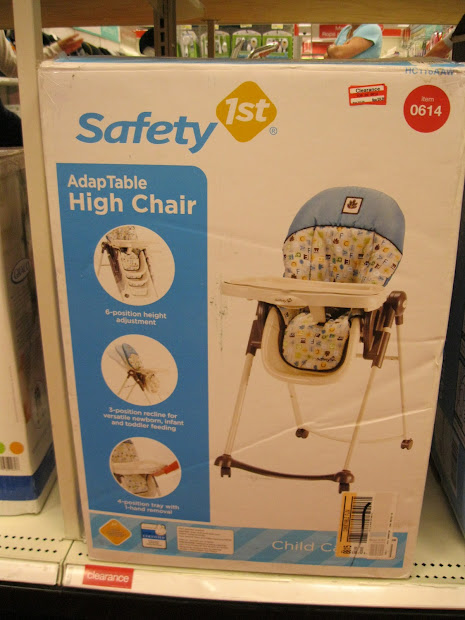 Target Deals Graco Safety 1st And Baby Trend Car Seats High Chairs