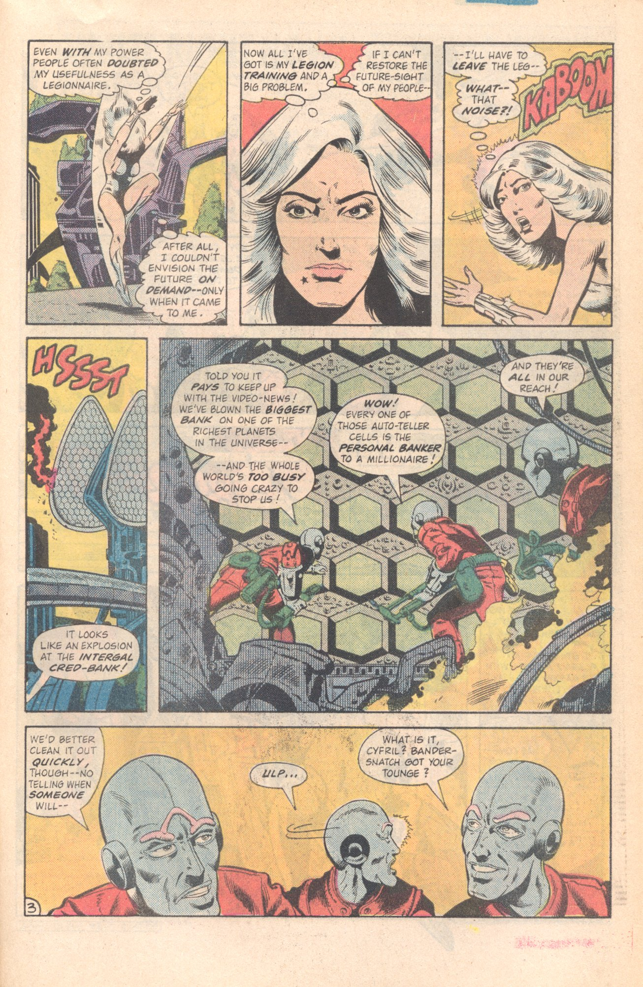 Legion of Super-Heroes (1980) 285 Page 22