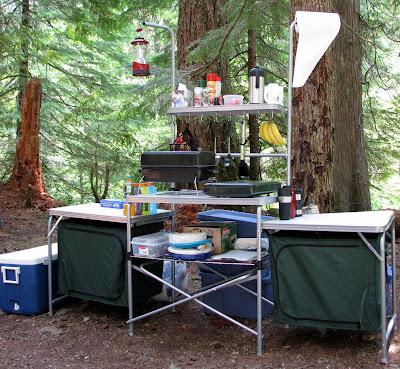 Camping Cuisine - Pasta Salad
