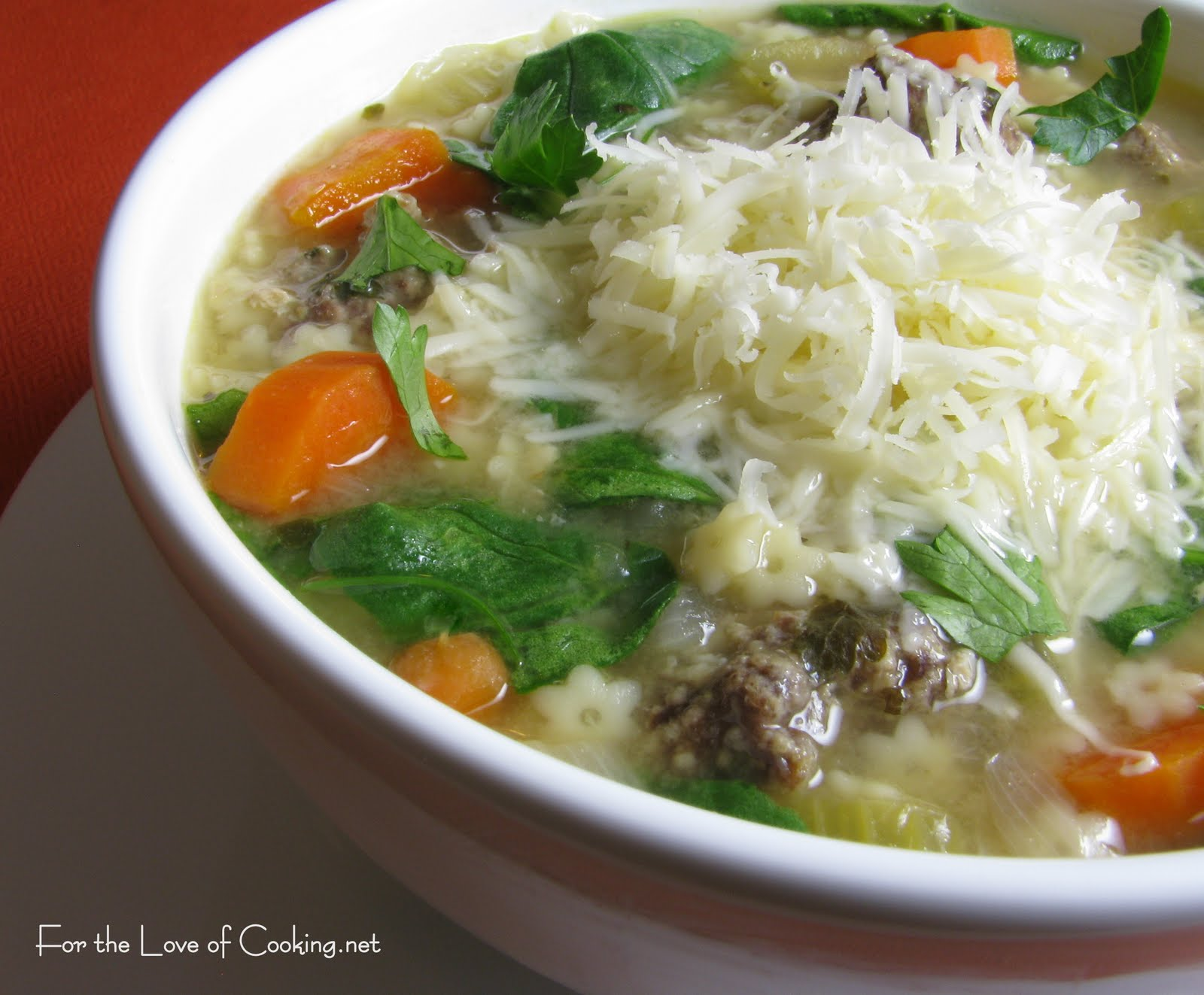Italian Soups Italian wedding soup