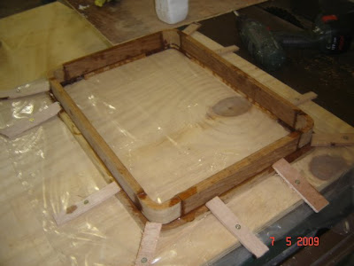 Ckd Boats Roy Mc Bride Yacht And Boat Hatch Trim Making